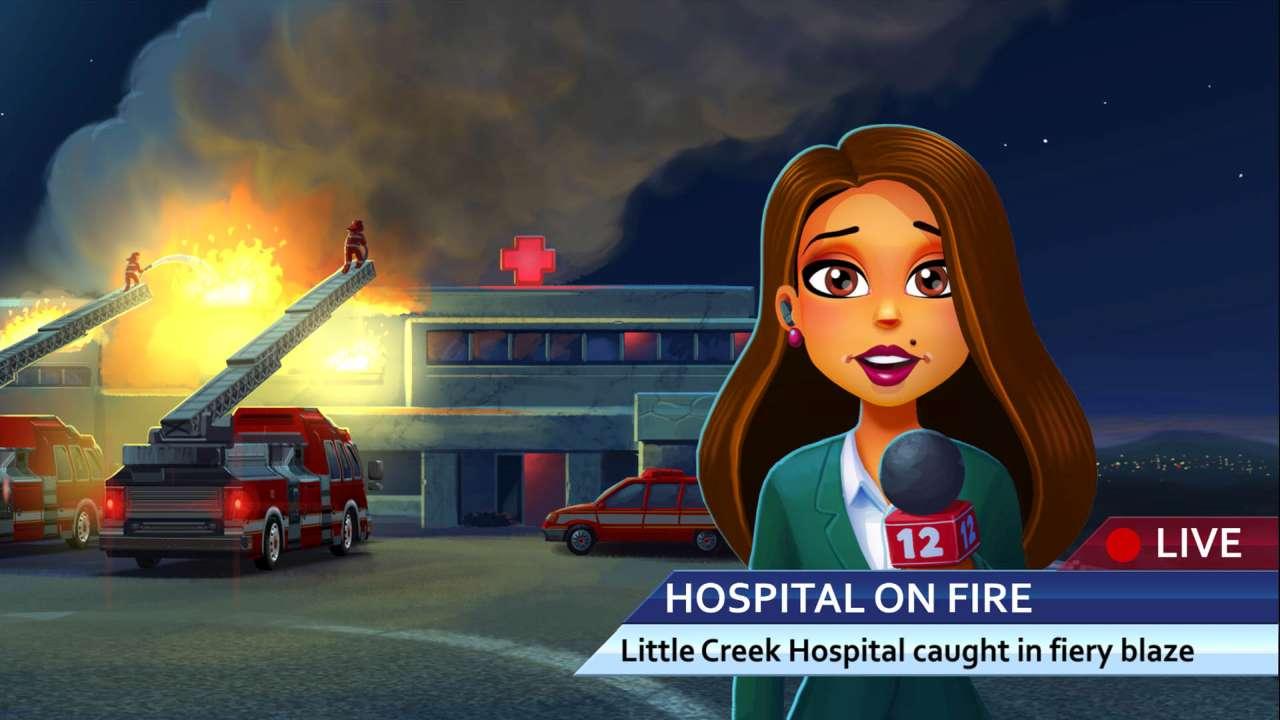 Screenshot from Heart's Medicine - Hospital Heat (4/10)