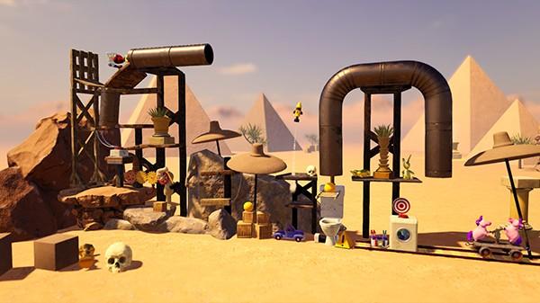 Screenshot from Crazy Machines 3 (5/6)