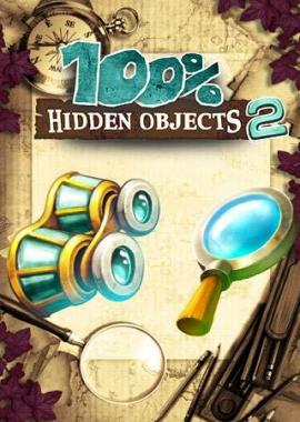 100% Hidden Objects 2