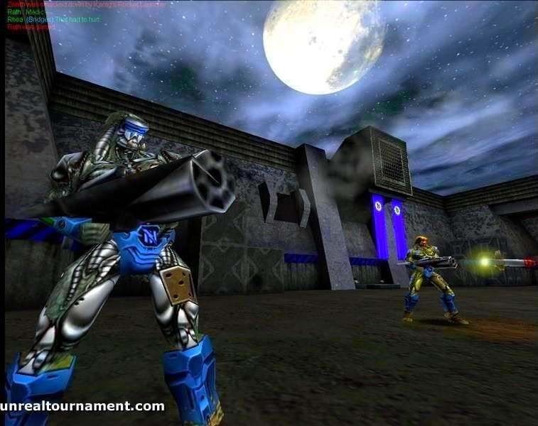 Screenshot from Unreal Tournament: Game of the Year Edition (3/10)
