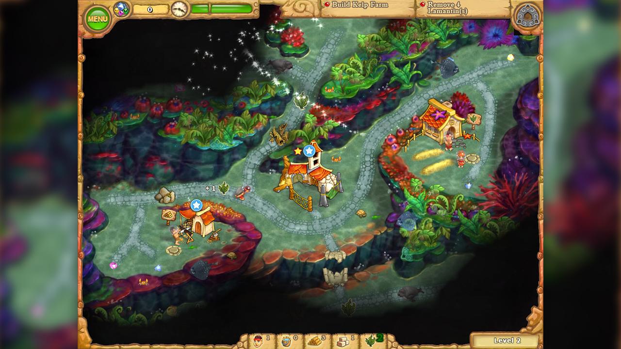 Screenshot from Island Tribe 5 (6/7)