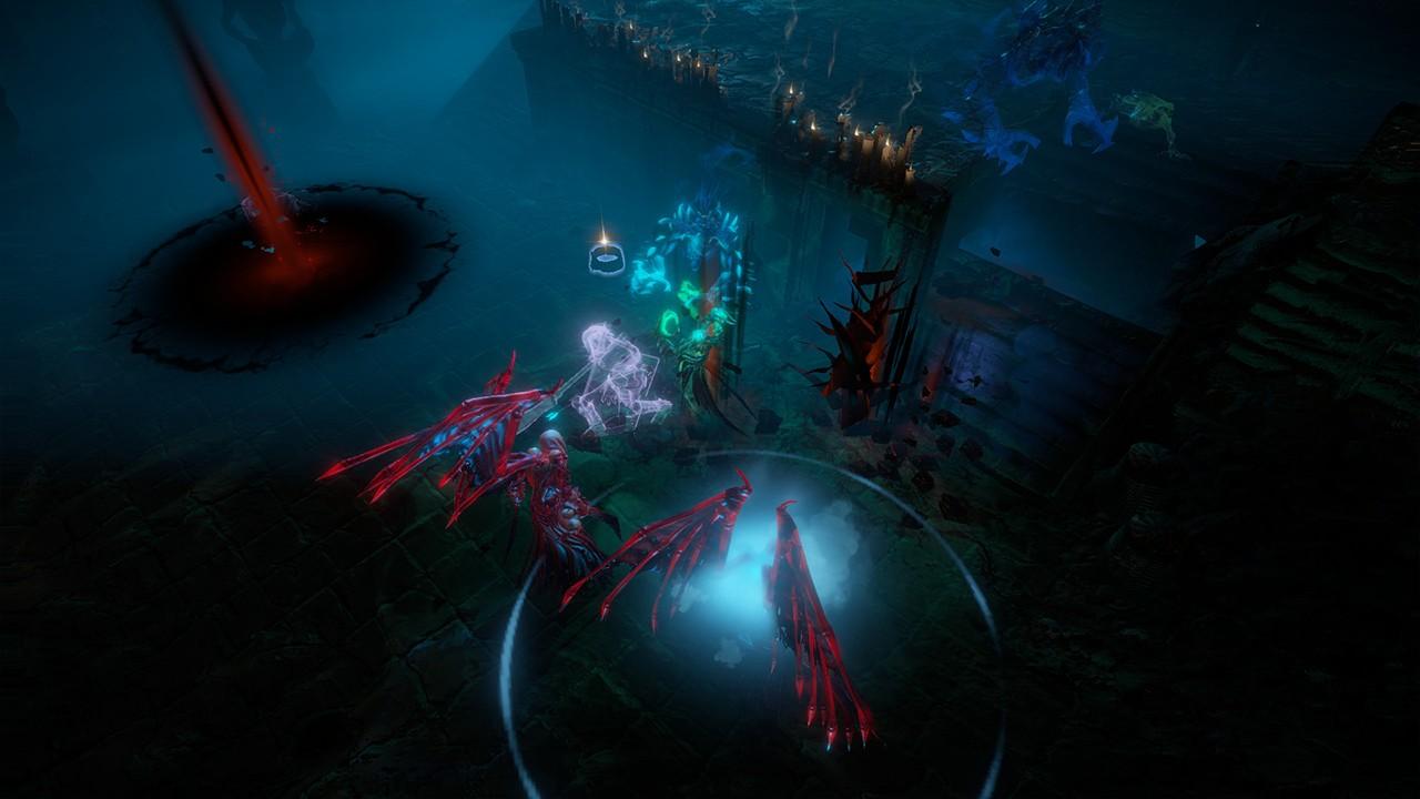 Screenshot from Shadows: Awakening (3/7)