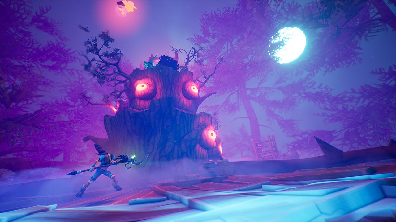 Screenshot from Pumpkin Jack (5/9)