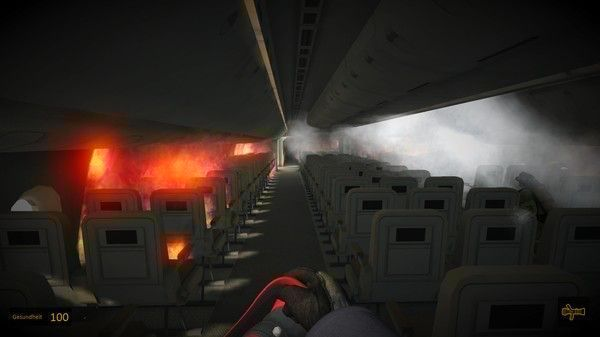 Screenshot from Airport Firefighters - The Simulation (1/3)