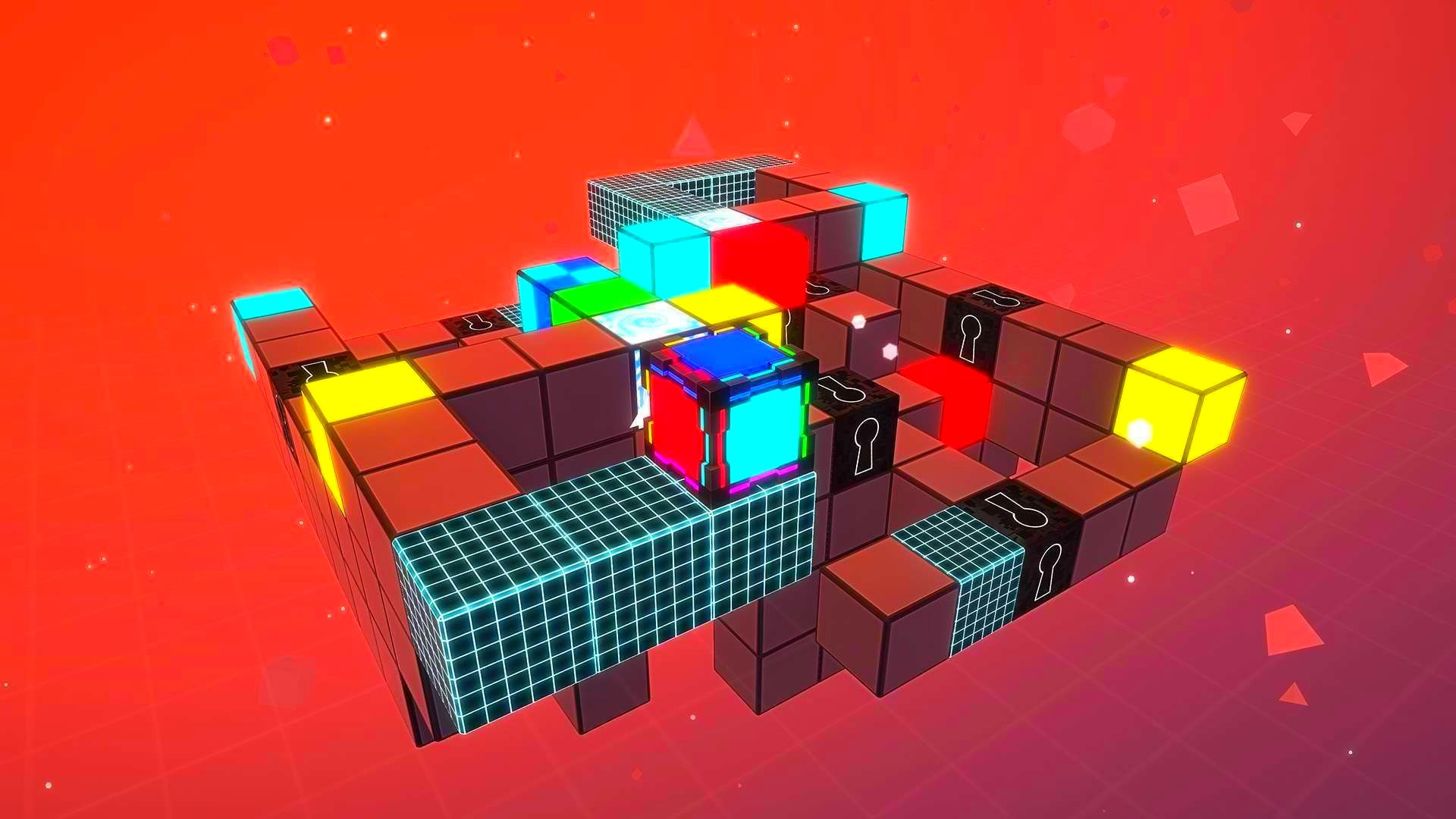 Screenshot from Cubikolor (2/7)
