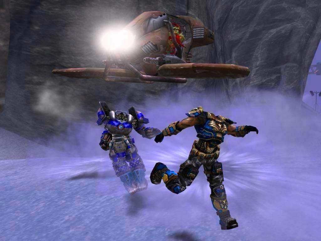 Screenshot from Unreal Tournament 2004: Editor's Choice Edition (4/9)