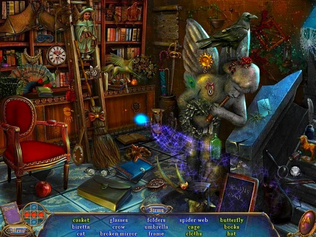 Screenshot from Sister's Secrecy: Arcanum Bloodlines - Premium Edition (2/6)