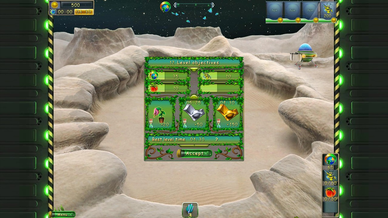 Screenshot from Terrafarmers (2/10)