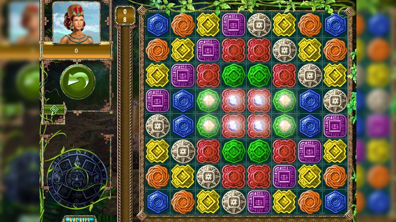 Screenshot from The Treasures of Montezuma 2 (2/5)