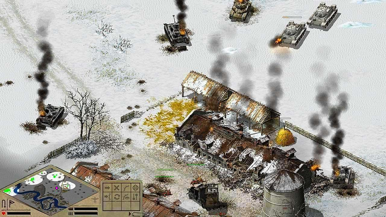 Screenshot from Stalingrad (1/9)