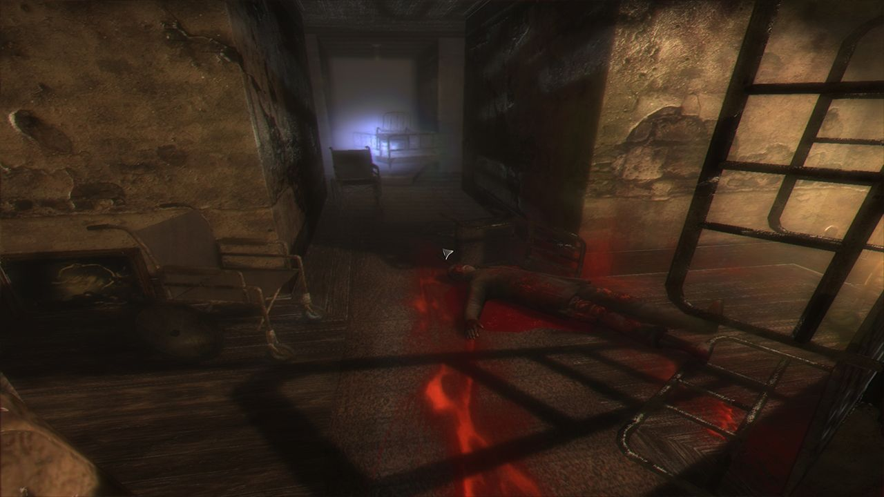 Screenshot from Darkness Within 2: The Dark Lineage (1/9)