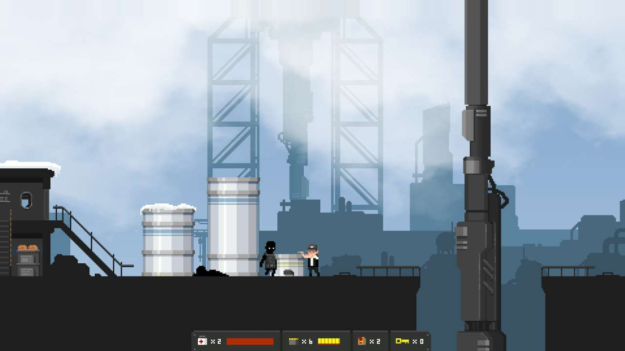 Screenshot from The Final Station (2/6)