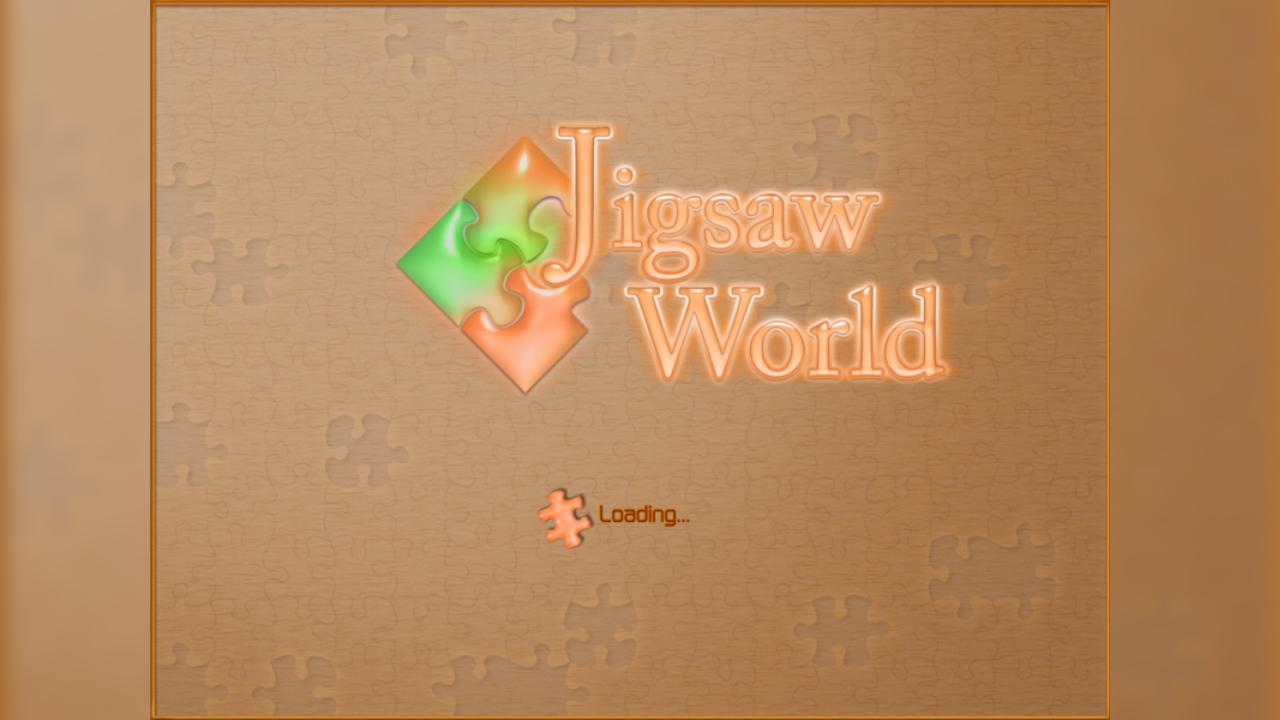 Screenshot from Jigsaw World (1/5)