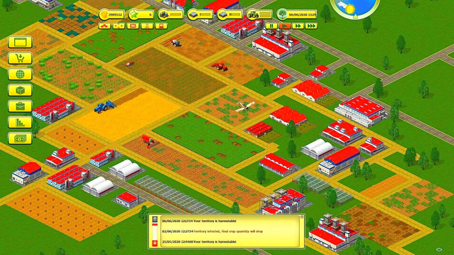 Screenshot from Farming World (3/6)