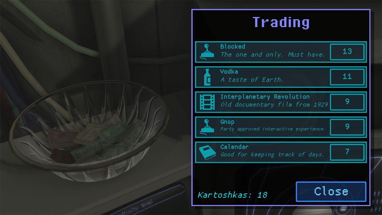 Screenshot from Kosmokrats (7/8)