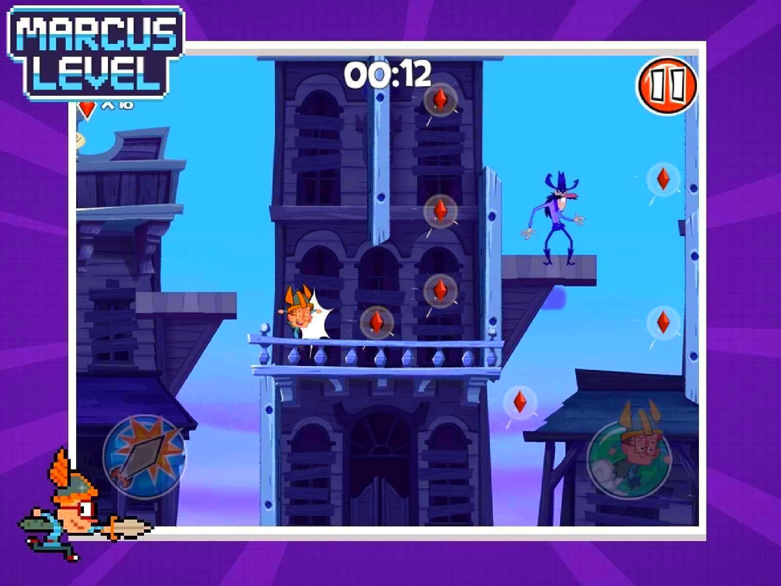 Screenshot from Marcus Level (5/5)