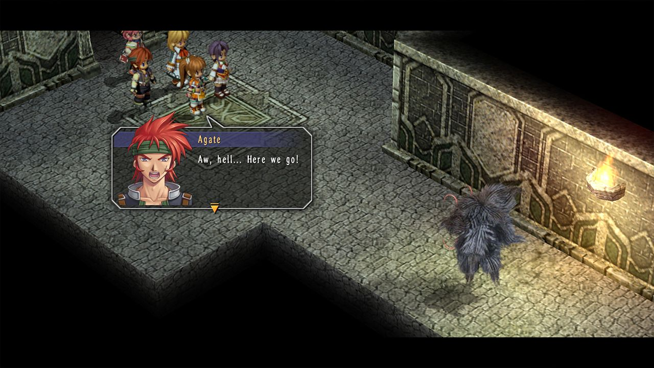 Screenshot from The Legend of Heroes: Trails in the Sky SC (4/8)