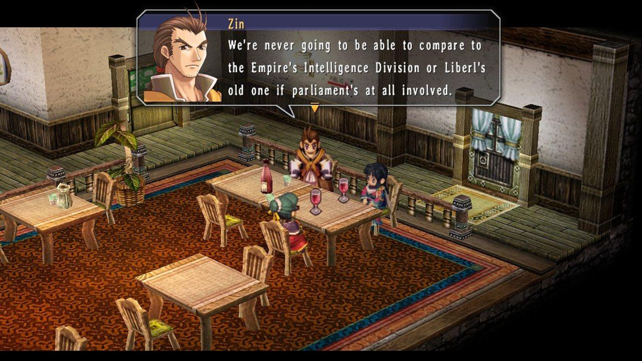 Screenshot from The Legend of Heroes: Trails in the Sky the 3rd (2/5)