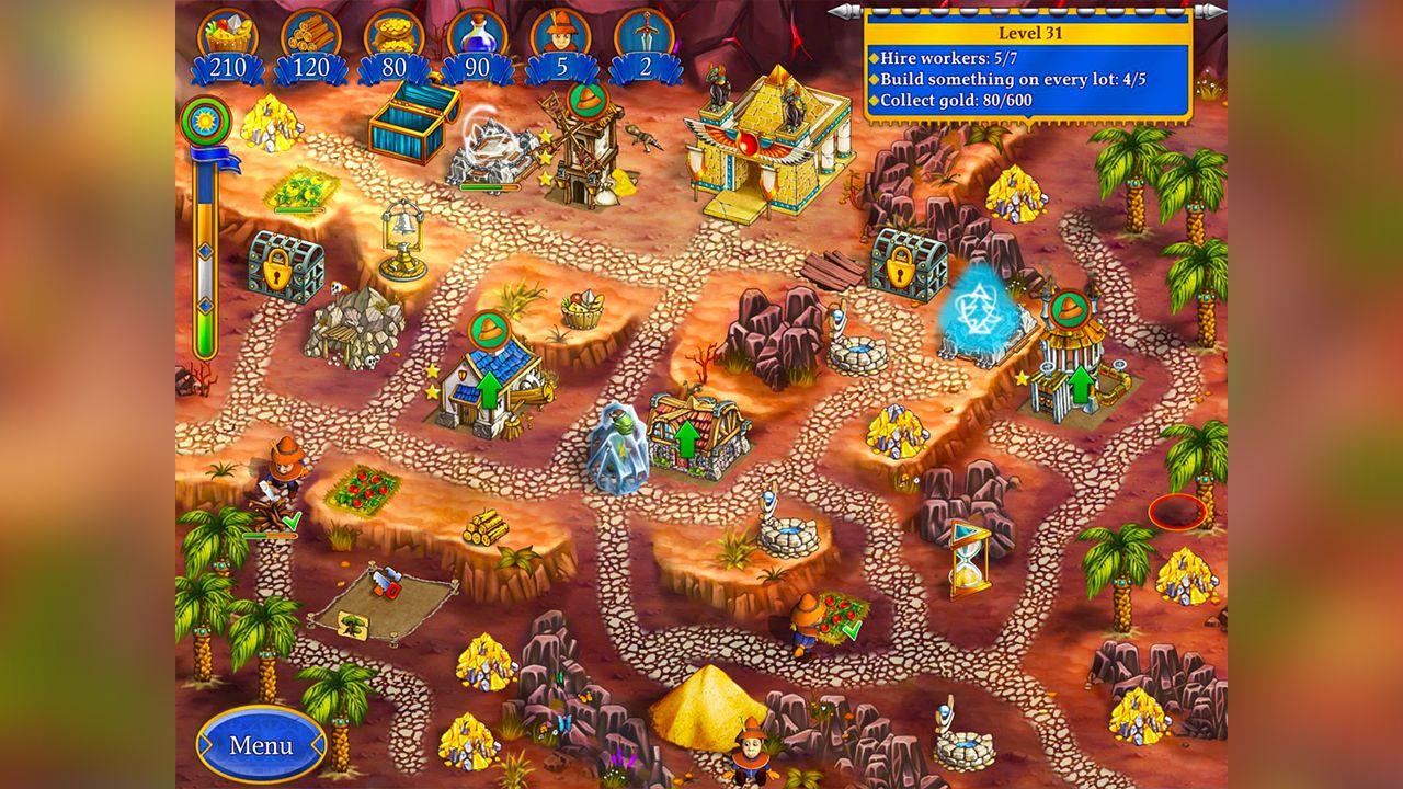 Screenshot from New Yankee 6: In Pharaoh's Court (8/8)