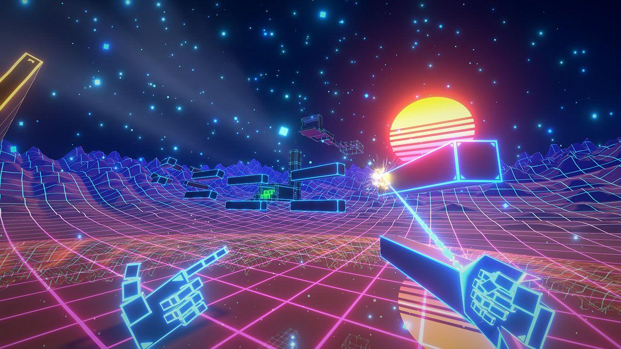 Screenshot from Cyber Hook (1/5)
