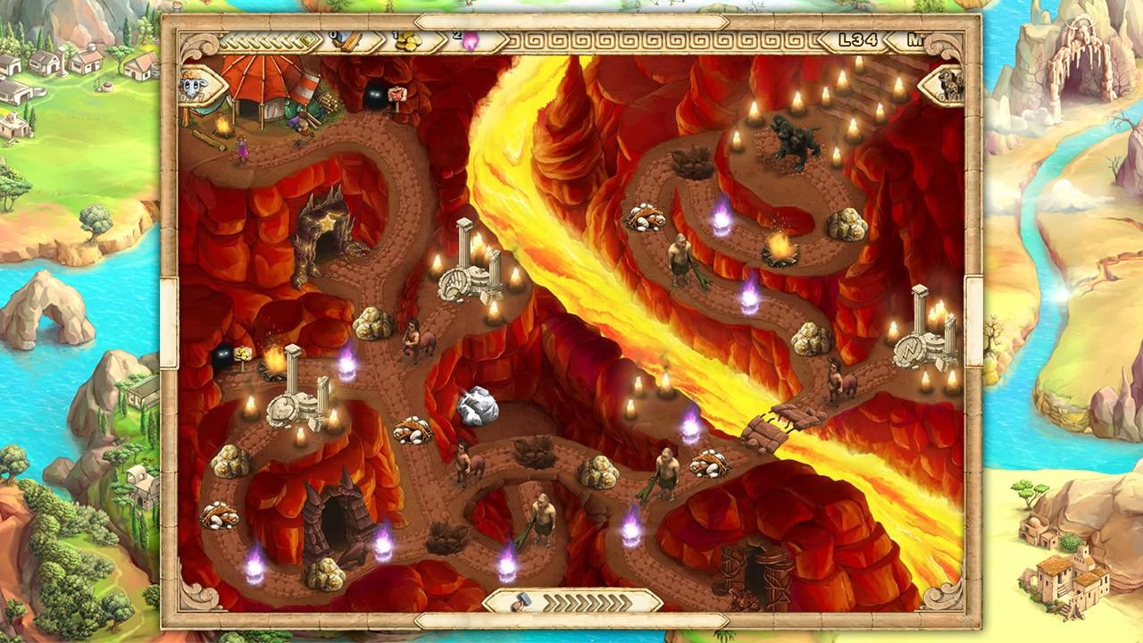 Screenshot from Demigods (6/7)