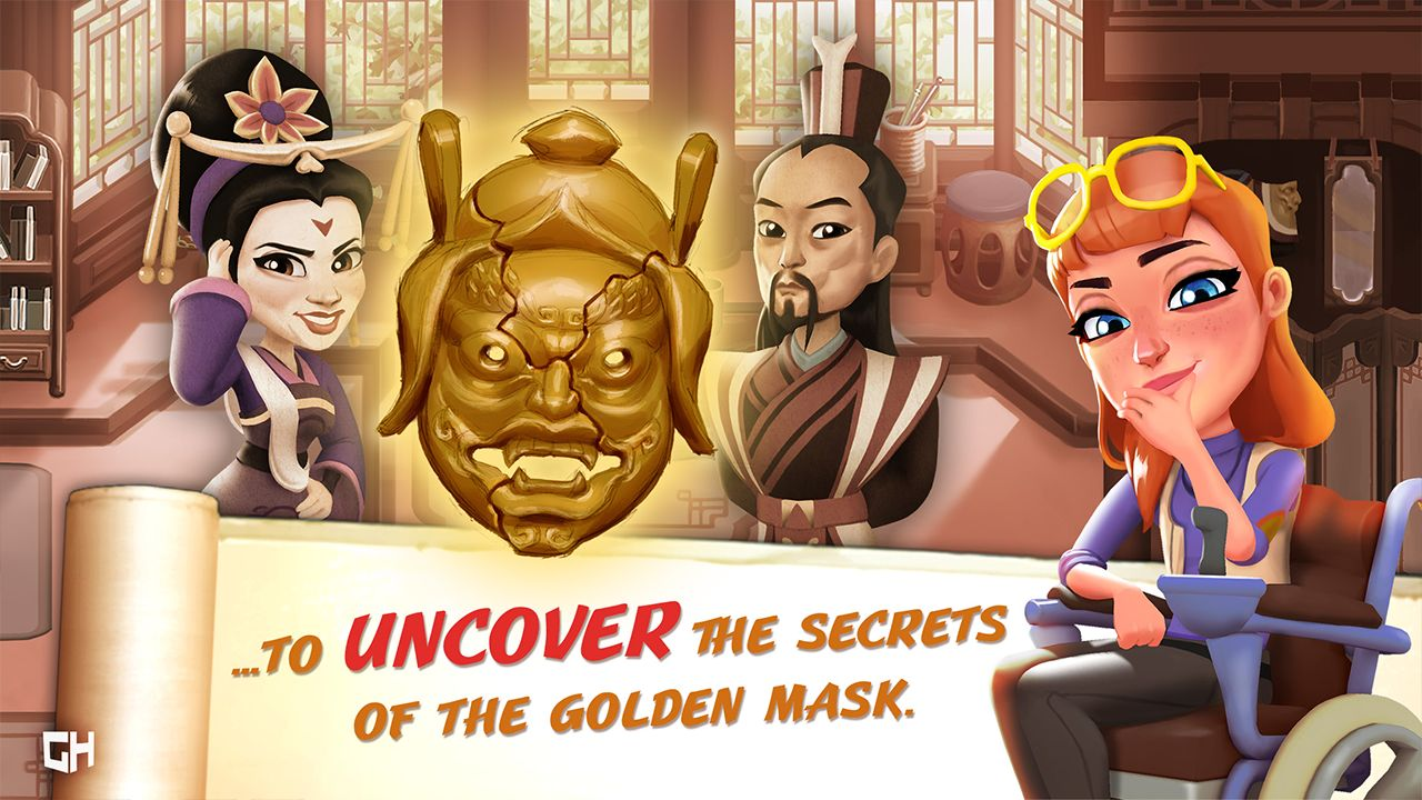 Screenshot from Unsung Heroes: The Golden Mask (4/8)