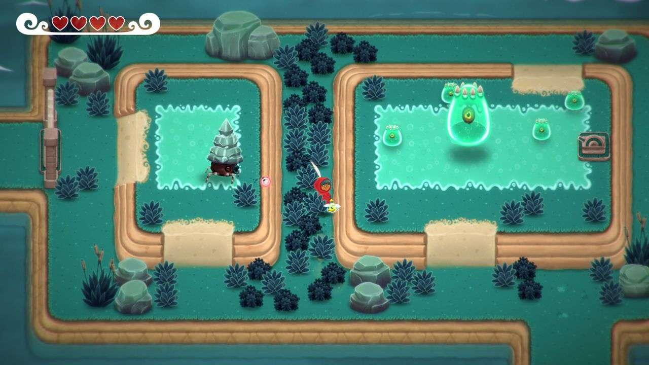 Screenshot from Legend of the Skyfish (3/9)