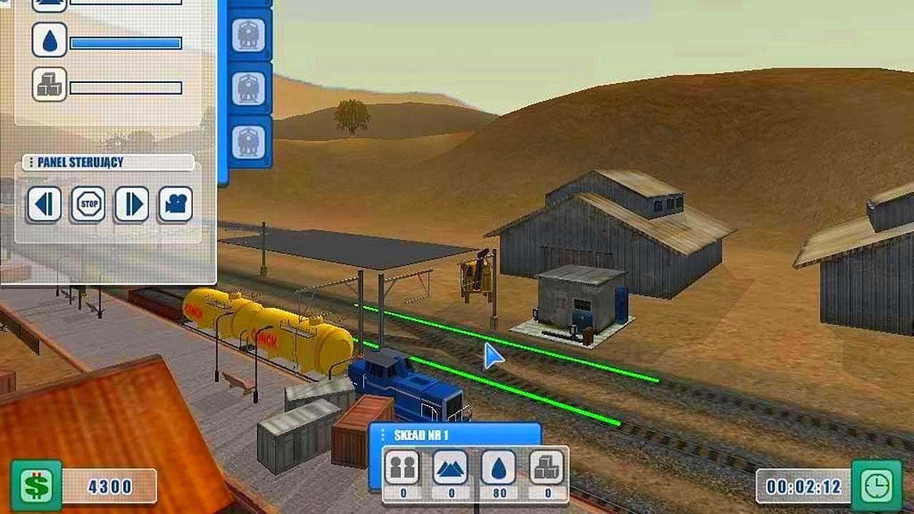 Screenshot from Railroad Lines (1/7)