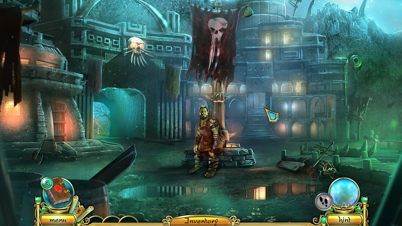 Screenshot from Myths of Orion: Light from the North (1/7)