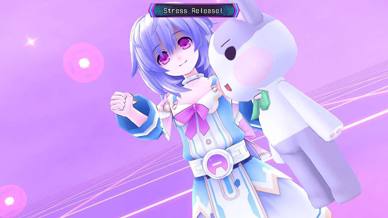 Screenshot from Hyperdimension Neptunia Re;Birth3: V Generation (1/10)