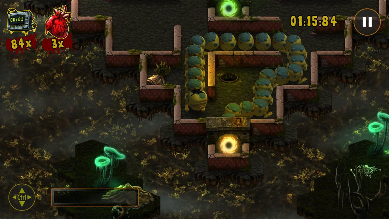 Screenshot from Zombillie (5/6)