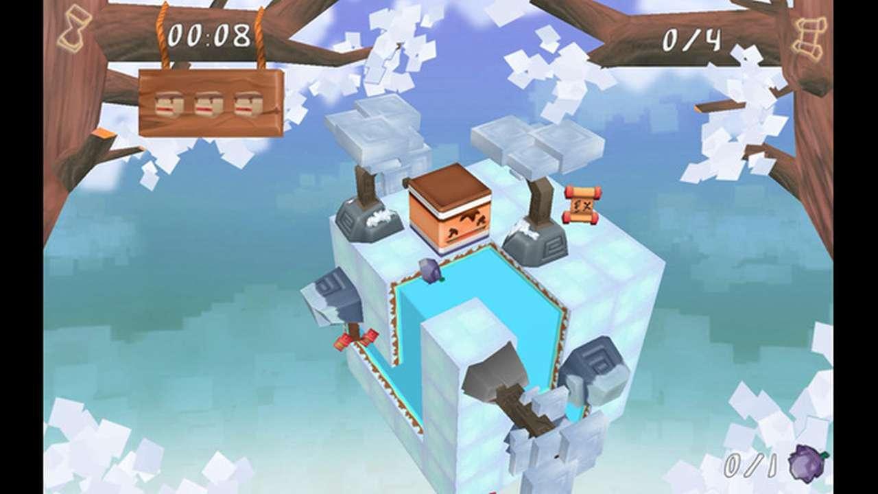 Screenshot from Cube - Gardens of Zen (1/5)