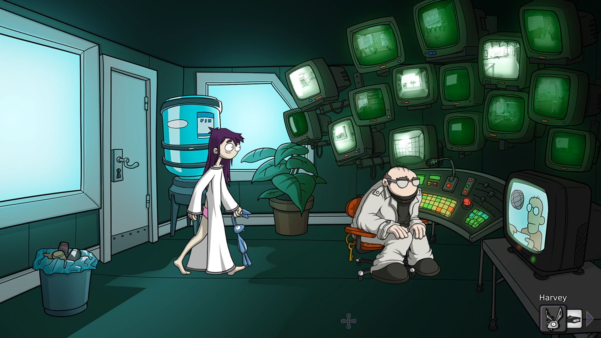 Screenshot from Edna & Harvey: The Breakout - Anniversary Edition (5/7)