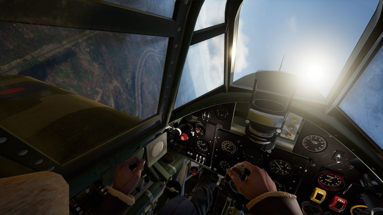 Screenshot from 303 Squadron: Battle of Britain (7/10)