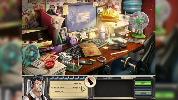 Screenshot from Grace's Quest: To Catch An Art Thief (2/6)