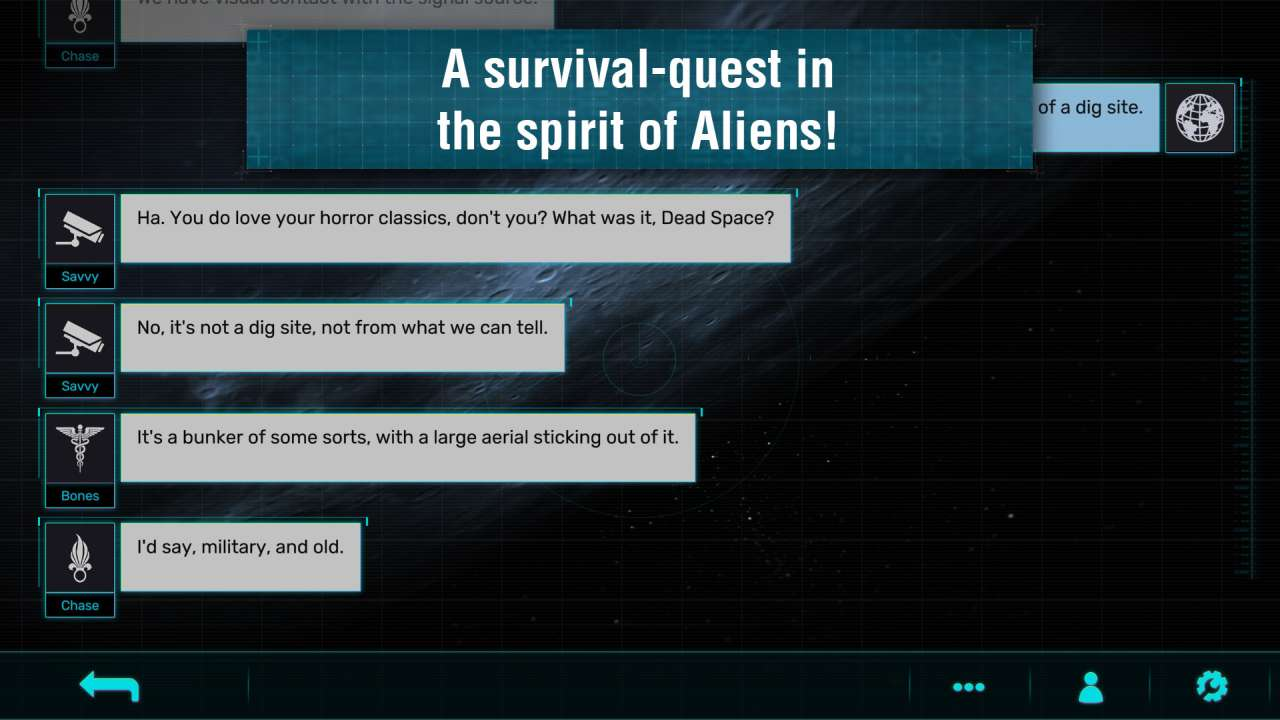 Screenshot from Zarya-1: Mystery on the Moon (2/5)