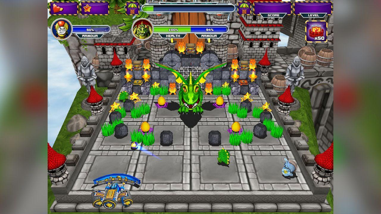 Screenshot from Mega World Smash (5/8)