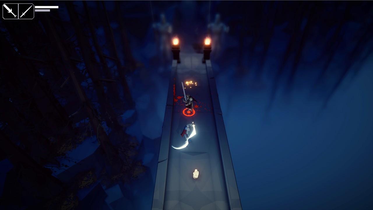 Screenshot from Fall of Light (4/7)