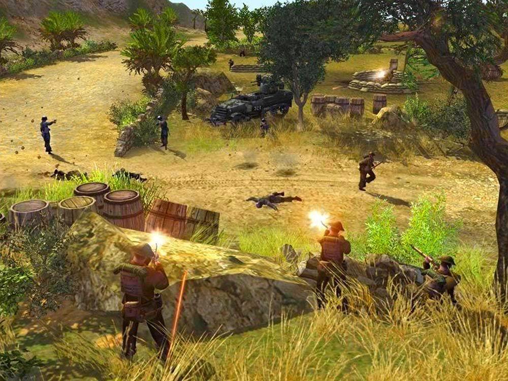 Screenshot from Men of War (1/3)