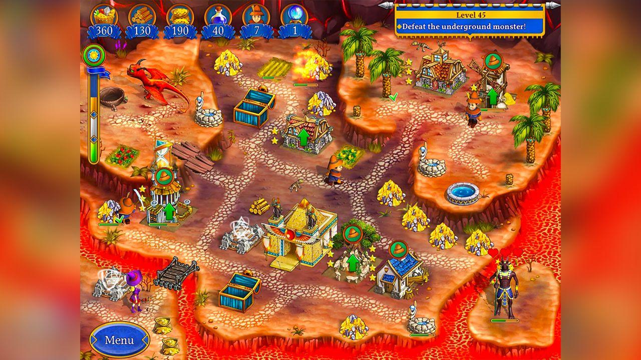 Screenshot from New Yankee 6: In Pharaoh's Court (6/8)