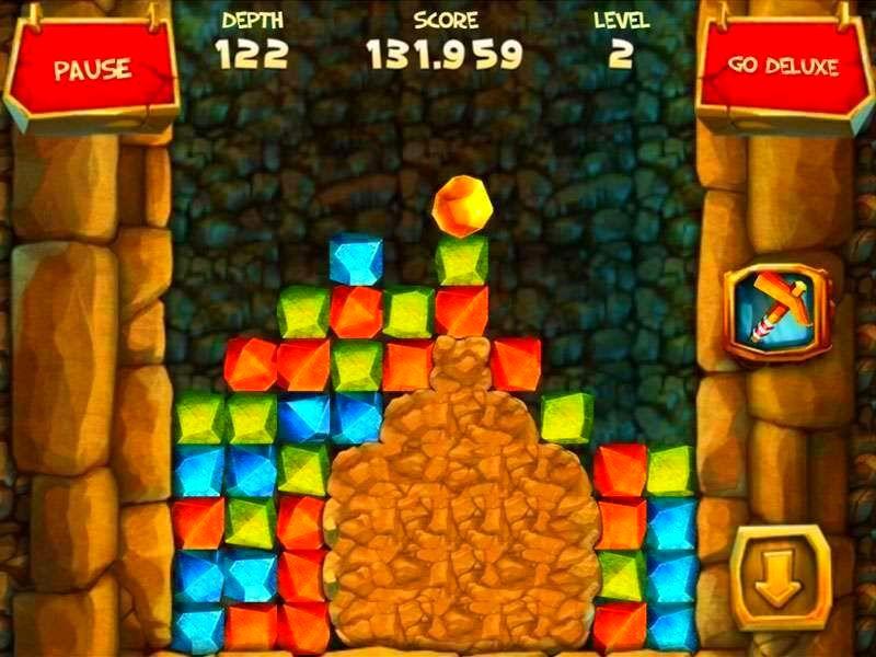 Screenshot from Gold Rush - Treasure Hunt (5/6)
