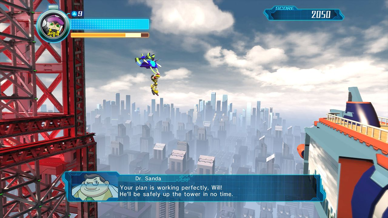 Screenshot from Mighty No. 9 (5/10)
