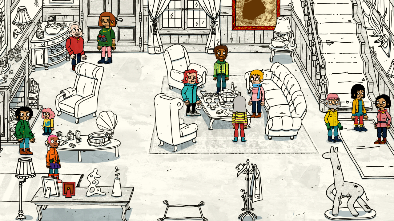 Screenshot from Welcome to Elk (1/5)