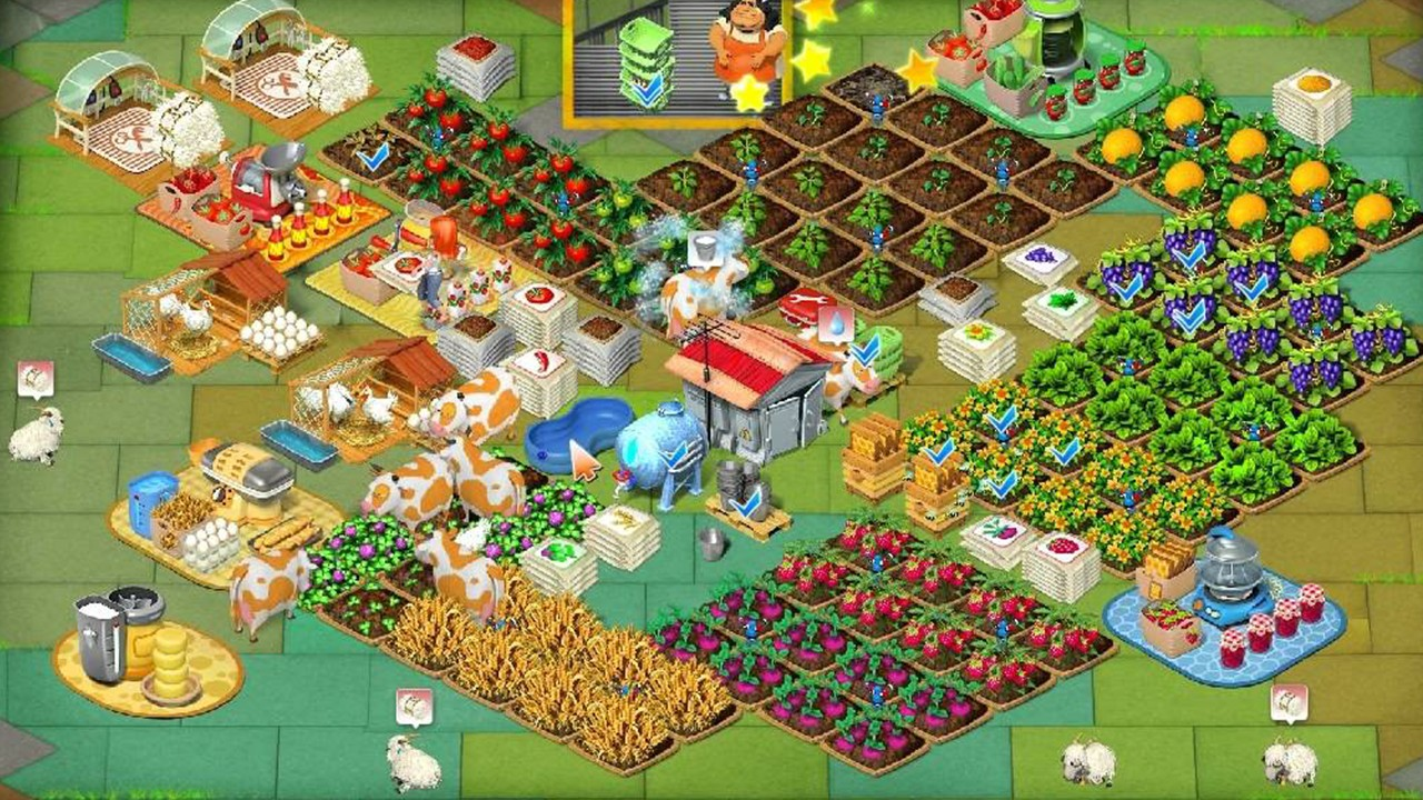 Screenshot from My Farm Life 2 (5/5)
