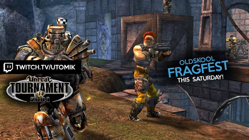 Are you ready for Unreal Tournament?