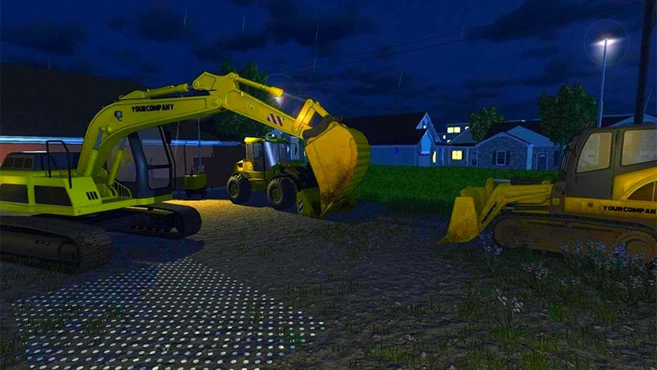 Screenshot from DIG IT! - A Digger Simulator (2/9)