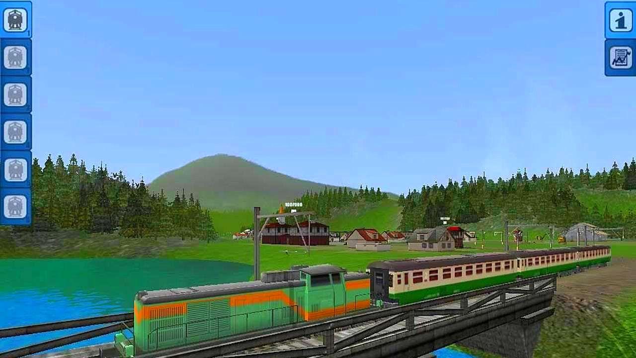 Screenshot from Railroad Lines (2/7)
