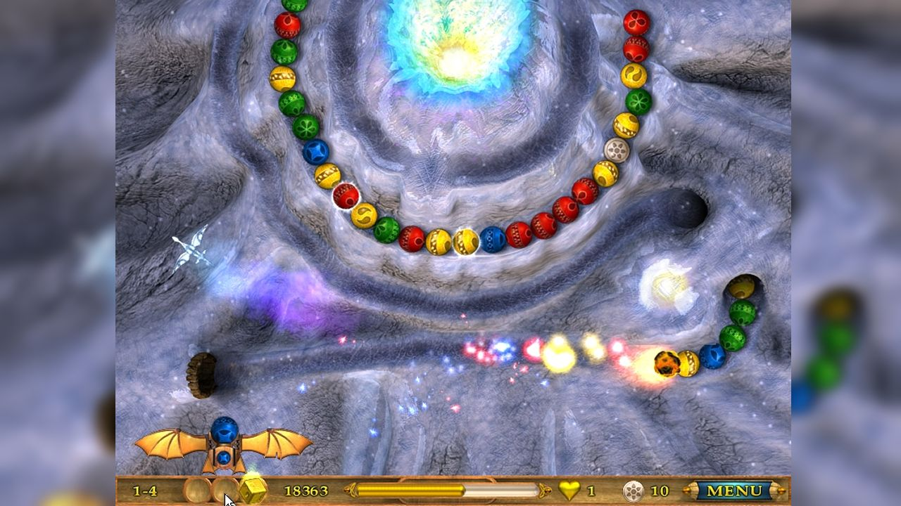 Screenshot from Sky Kingdoms (2/6)