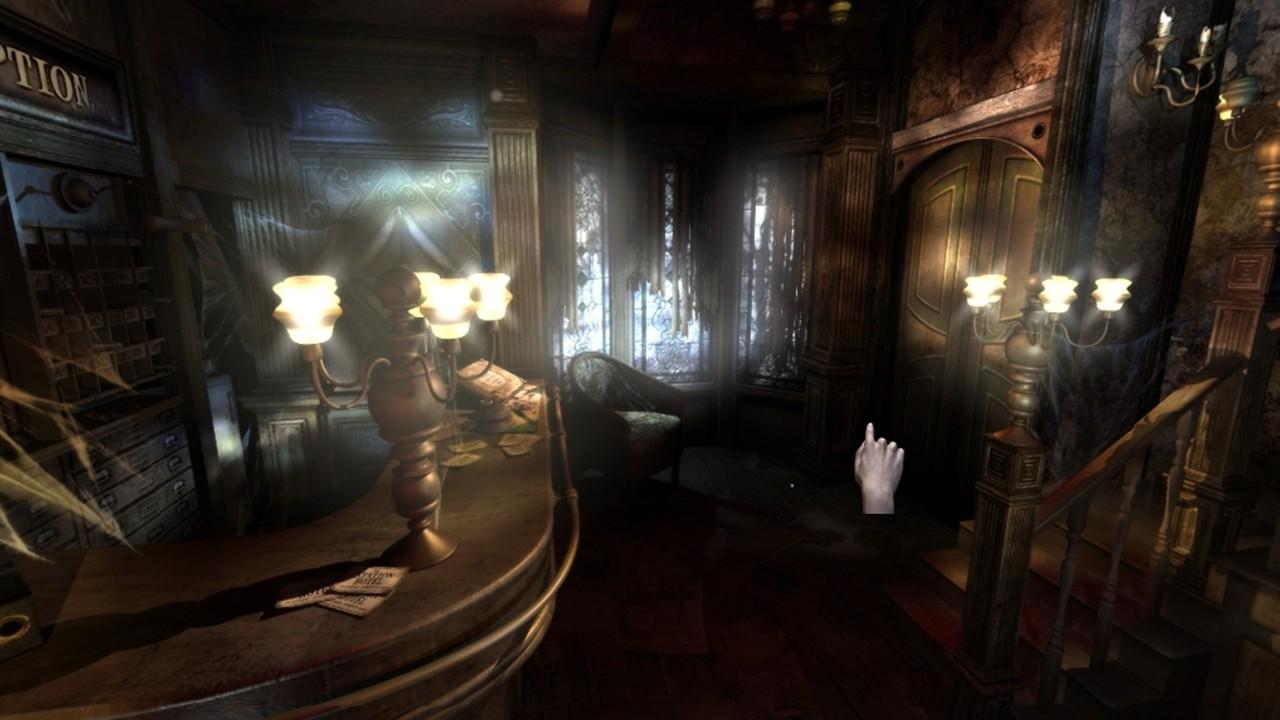 Screenshot from Dark Fall: Lost Souls (9/9)