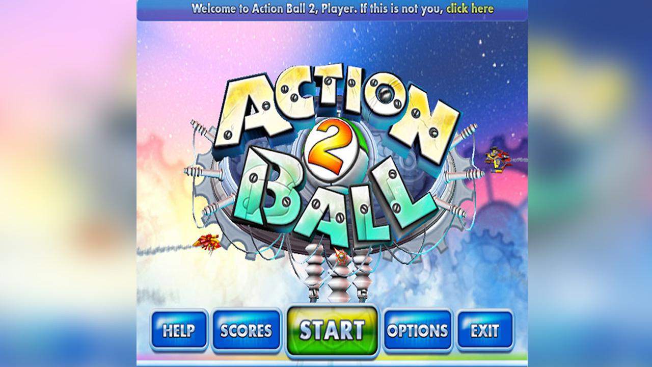 Screenshot from Action Ball 2 (1/5)